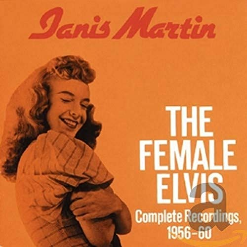 The Female Elvis: Complete Recordings 1956-60 from BEAR FAMILY