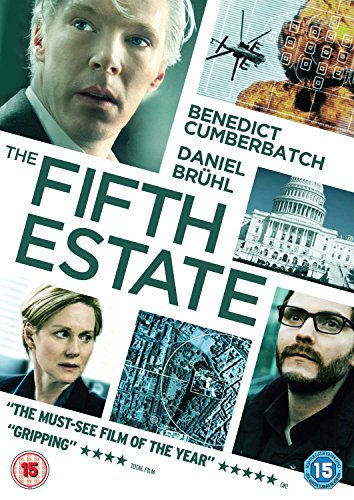 The Fifth Estate [DVD] from Entertainment One