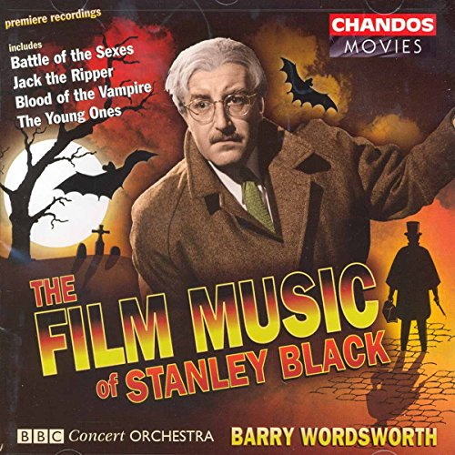 The Film Music of Stanley Black from CHANDOS GROUP