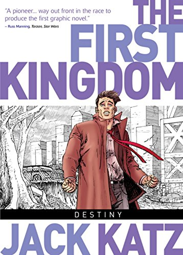 The First Kingdom Vol.6: Destiny from Titan Comics