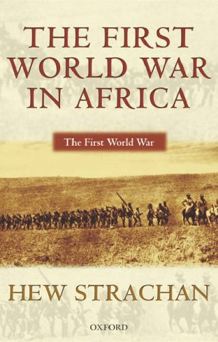 The First World War in Africa from Oxford University Press, USA