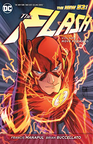 The Flash Volume 1: Move Forward TP (The New 52) (Flash (DC Comics Numbered)) from DC Comics