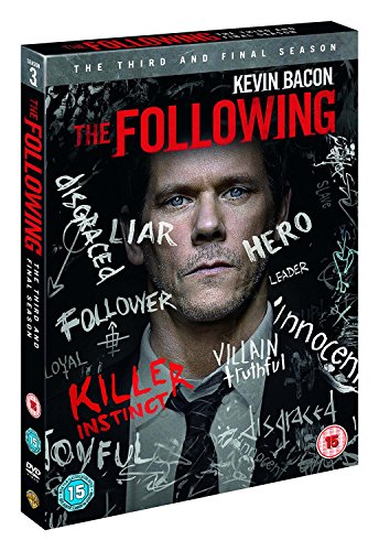 The Following - Season 3 [DVD] [2015] from Whv