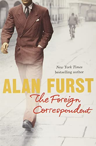The Foreign Correspondent from W&N
