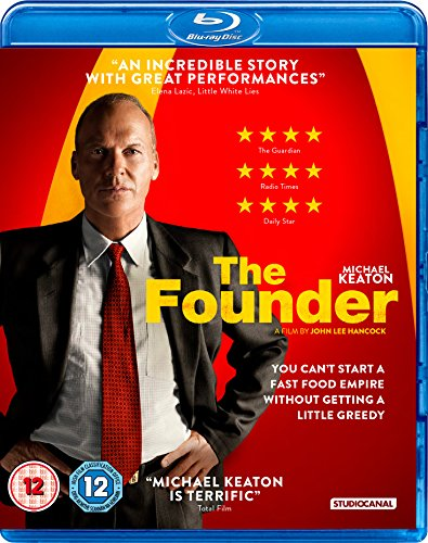 The Founder [Blu-ray] from Studio Canal