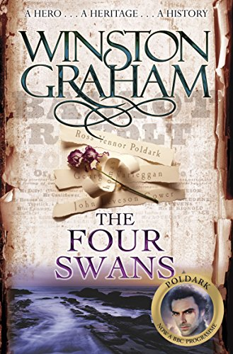 The Four Swans: A Novel of Cornwall 1795-1797 (Poldark) from Pan Macmillan