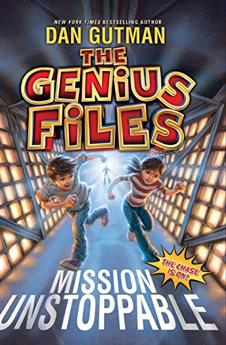 The Genius Files: Mission Unstoppable from HarperCollins
