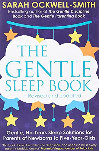 The Gentle Sleep Book: For calm babies, toddlers and pre-schoolers from Piatkus