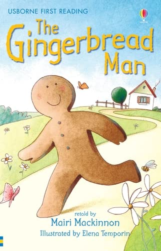 The Gingerbread Man (Usborne First Reading: Level 3) from Usborne Publishing Ltd