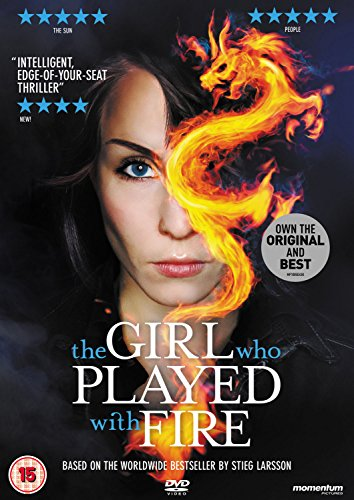 The Girl Who Played With Fire [DVD] [2010] from Momentum Pictures