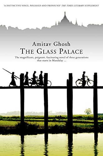 The Glass Palace from HarperCollins Publishers