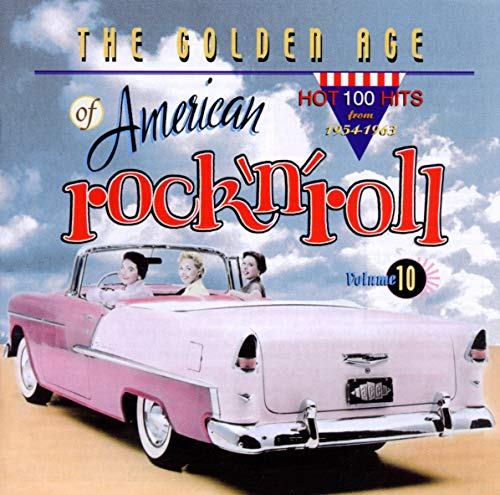 The Golden Age of American Rock 'n' Roll Vol.10 from ACE