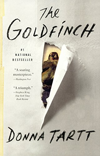 Goldfinch from Turtleback Books