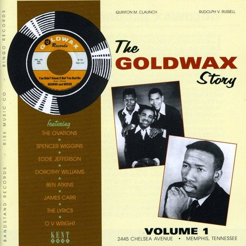 The Goldwax Story Vol.1