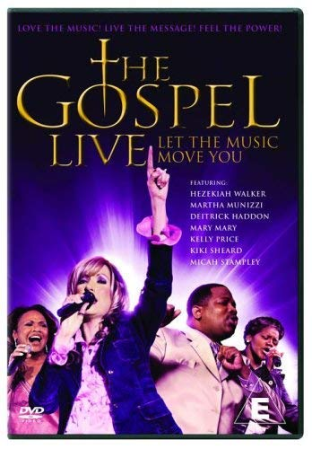 The Gospel - Live [DVD] [2006] from Sony Pictures Home Entertainment