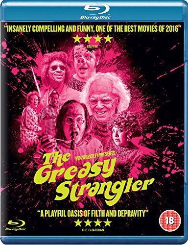 The Greasy Strangler [Blu-ray] from Spirit Entertainment Limited