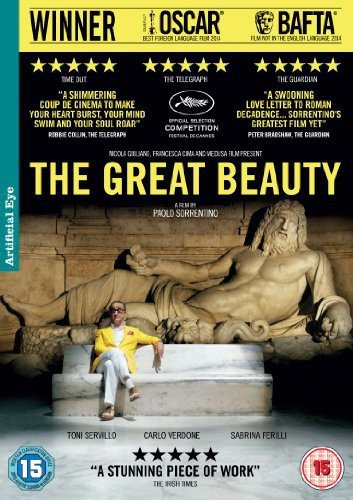 The Great Beauty [DVD] [2013] from Artificial Eye