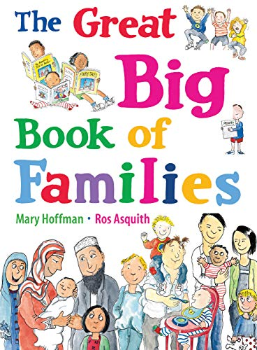 The Great Big Book of Families from Frances Lincoln Children's Books