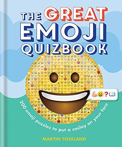 The Great Emoji Quizbook from Cassell