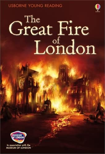 The Great Fire of London (Young Reading Series Two) (3.2 Young Reading Series Two (Blue)) from Usborne Publishing Ltd