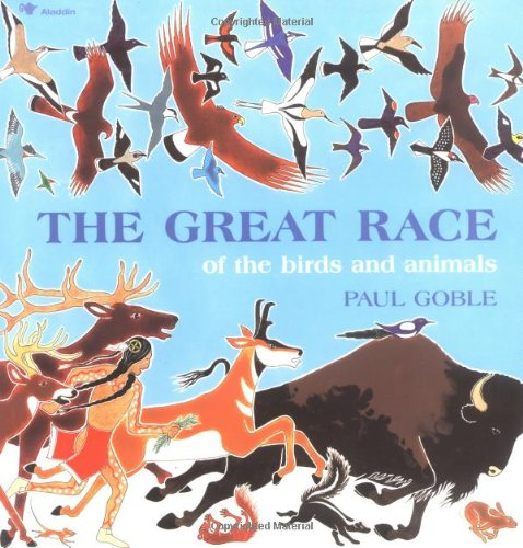 The Great Race: Of the Birds and Animals from Aladdin Paperbacks