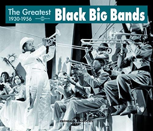 The Greatest Black Big Bands 1930-1936 (2CD) from Fremeaux