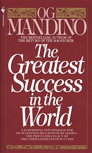 The Greatest Success in the World from Bantam