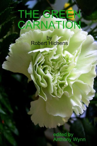 The Green Carnation from lulu.com