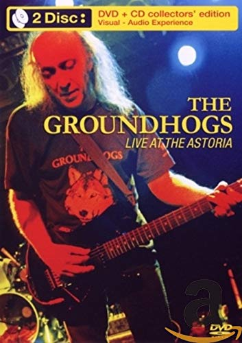 The Groundhogs Live At The Astoria [DVD] [2008] from Eagle Rock