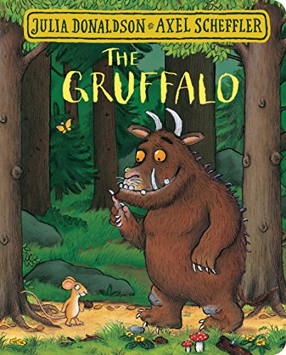 The Gruffalo from Pan Macmillan