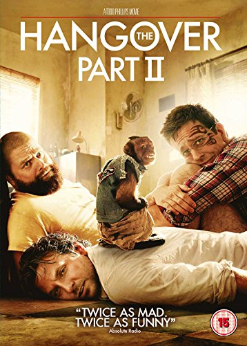 The Hangover Part II [DVD] [2011] from Warner Home Video