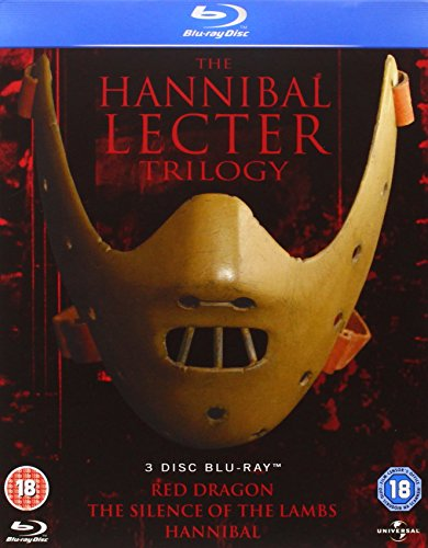 The Hannibal Lecter Trilogy [Blu-ray] [Region Free] from Universal Pictures