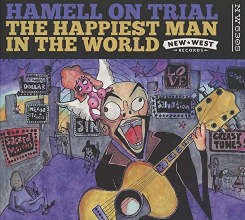 The Happiest Man In The World from New West Records