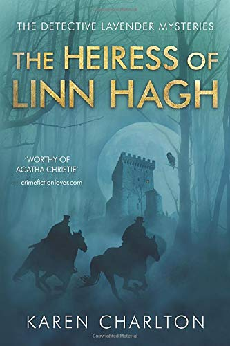 The Heiress of Linn Hagh (The Detective Lavender Mysteries) from Amazon Publishing