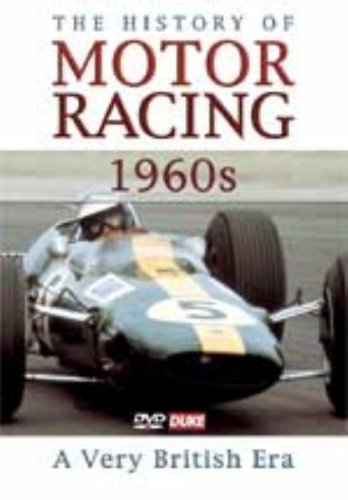 The History Of Motor Racing: The 1960's [DVD] from Duke Marketing