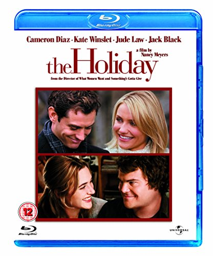 The Holiday [Blu-ray] [Region Free] from Universal Pictures