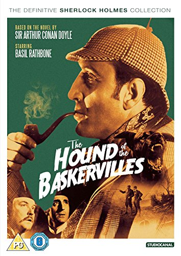 The Hound Of The Baskervilles [DVD] [2016] from Studiocanal