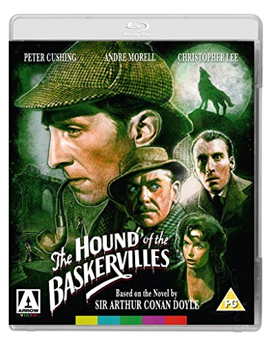 The Hound of the Baskervilles [Blu-ray] from Arrow Video