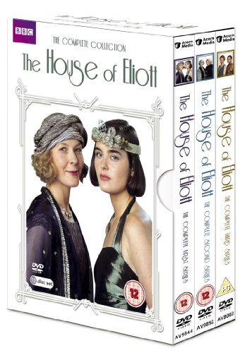The House of Eliott: The Complete Collection [DVD] from Acorn Media