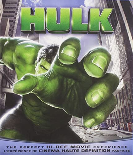 The Hulk [Blu-ray] [2003] [US Import] from Universal Home Video