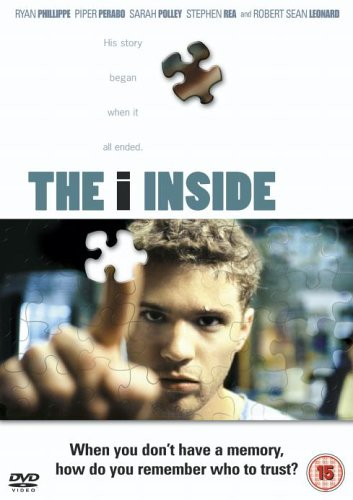 The I Inside [DVD] from Twentieth Century Fox