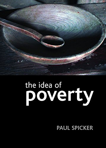 The idea of poverty from Policy Press