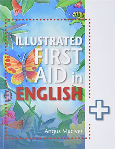 The Illustrated First Aid in English from imusti