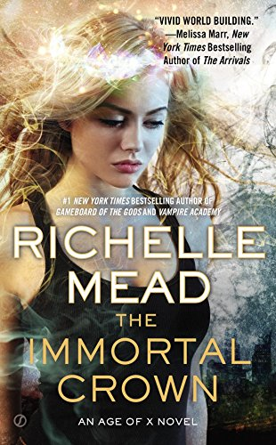 The Immortal Crown (Age of X) from Berkley Books