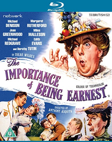 The Importance of Being Earnest [Blu-ray] from Network