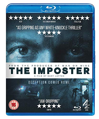 The Imposter [Blu-ray] from Channel 4 DVD