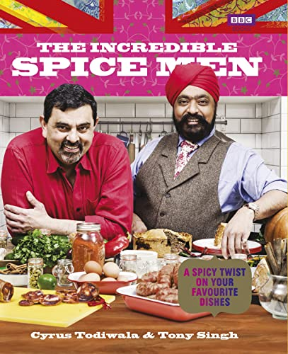 The Incredible Spice Men from BBC Books