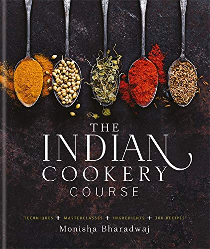 The Indian Cookery Course from Kyle Books