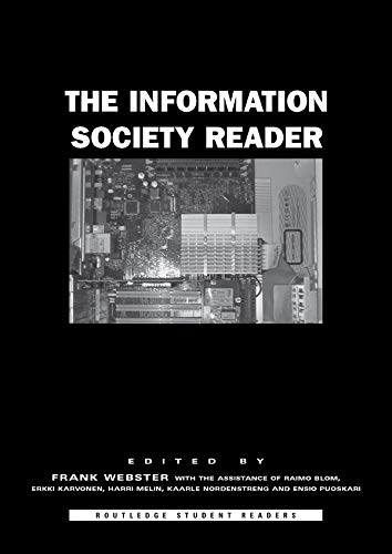The Information Society Reader (Routledge Student Readers) from Routledge