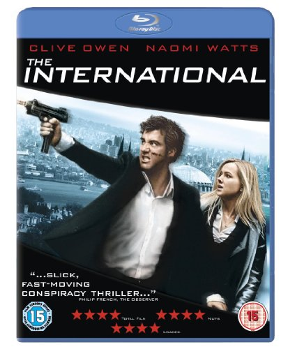 The International [Single Disc] [Blu-ray] [2010] [Region Free] from Sony Pictures Home Ent.
